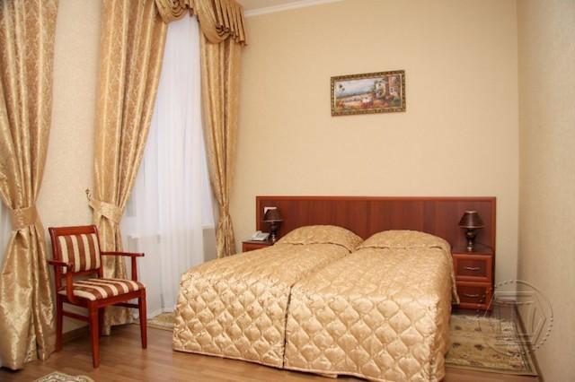 «Бизнес двухместный» 1-комнатный