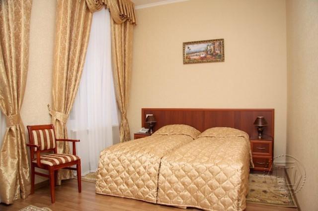 «Комфорт двухместный» 1-комнатный