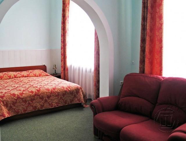 «Полулюкс» 2-х местный 1,5-комнатный